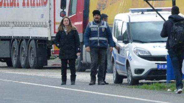 Erdoğan'ı görmek için yola çıkan Vanlı genç Erzurum'a ulaştı