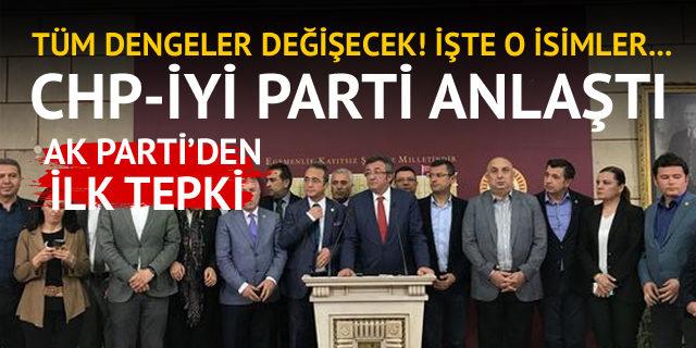 CHP'li 15 milletvekili İYİ Parti'ye katılacak! İşte o isimler