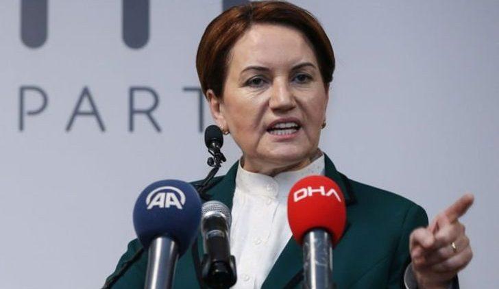 CHP'li 15 vekilin İYİ Parti'ye geçmesine ilişkin Akşener'den açıklama