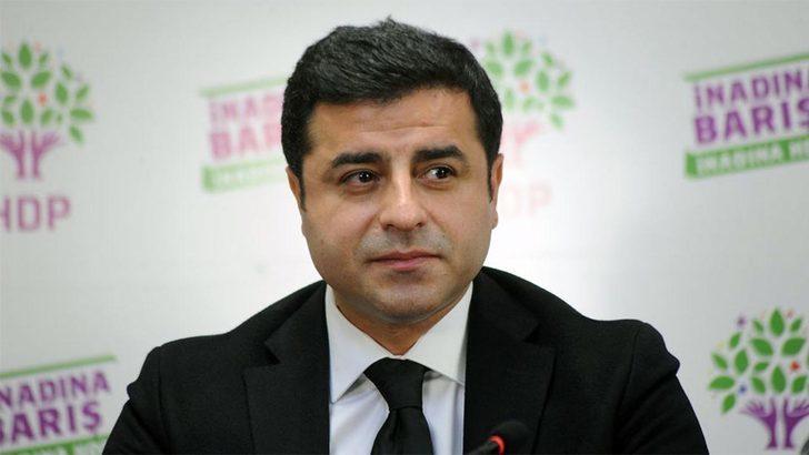 HDP'de Selahattin Demirtaş karmaşası!