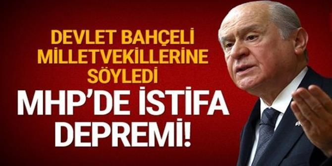 MHP'den 5 vekil istifa edip İYİ Parti'ye geçiyor