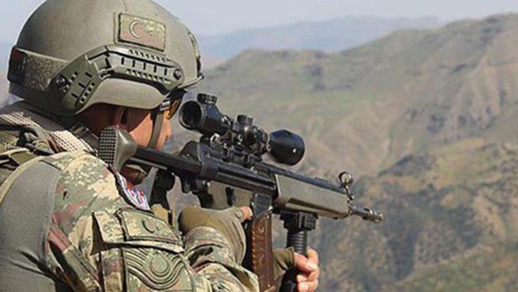 İçişleri Bakanlığı: Son bir haftada 42 terörist etkisiz hale getirildi