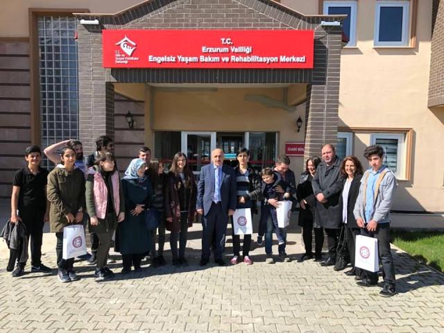 Erzurum Kent Konseyi'nden 23 Nisan Hediyesi