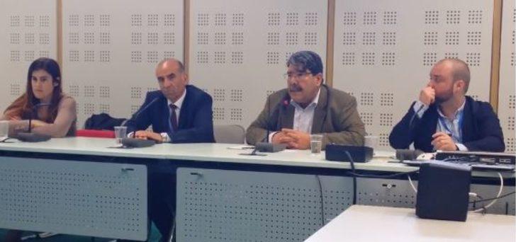 Türkiye'nin iadesini istediği Salih Müslüm Avrupa Konseyi'nde ortaya çıktı