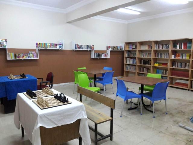Afrin Şehidi Burak Tatar'ın İsimi Kütüphane de Yaşatılacak