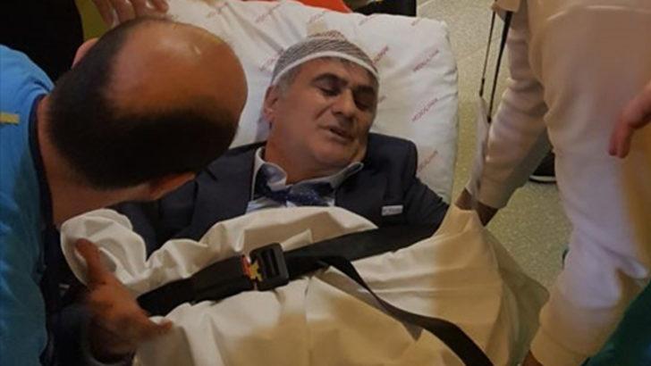 Prof. Dr. Yunus Aydın: Saçlı deride kan vardı