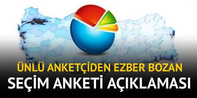 Hakan Bayrakçı'dan 24 Haziran seçim anketleriyle ilgili ezber bozan açıklama