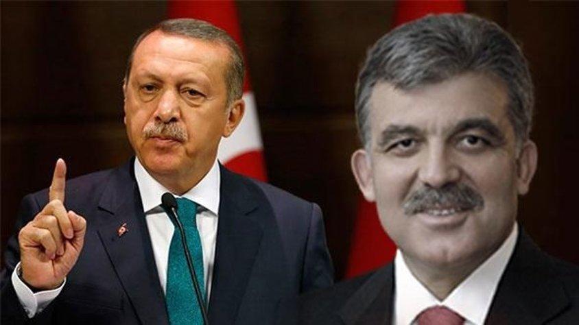 Erdoğan'dan son dakika Abdullah Gül yorumu