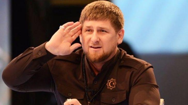 Çeçenistan Lideri Kadirov'dan Trump ve Merkel'e tehdit!
