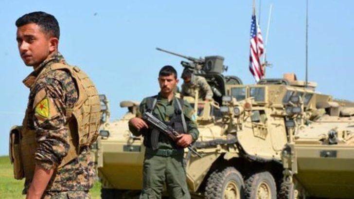 ABD'de terör örgütü YPG çatlağı