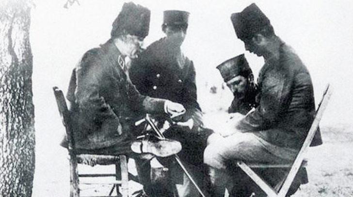 Atatürk'ün 'İleri' emri tartışmasına Kütahya da katıldı