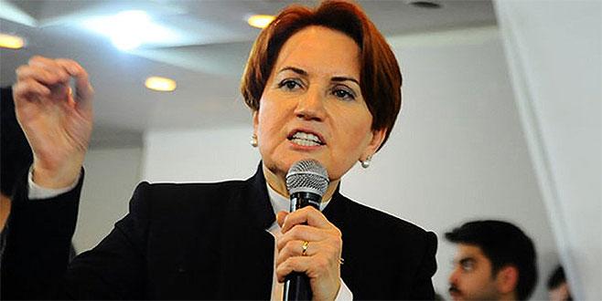 İYİ Parti lideri Akşener'den Bahçeli'yi kızdıracak paylaşım