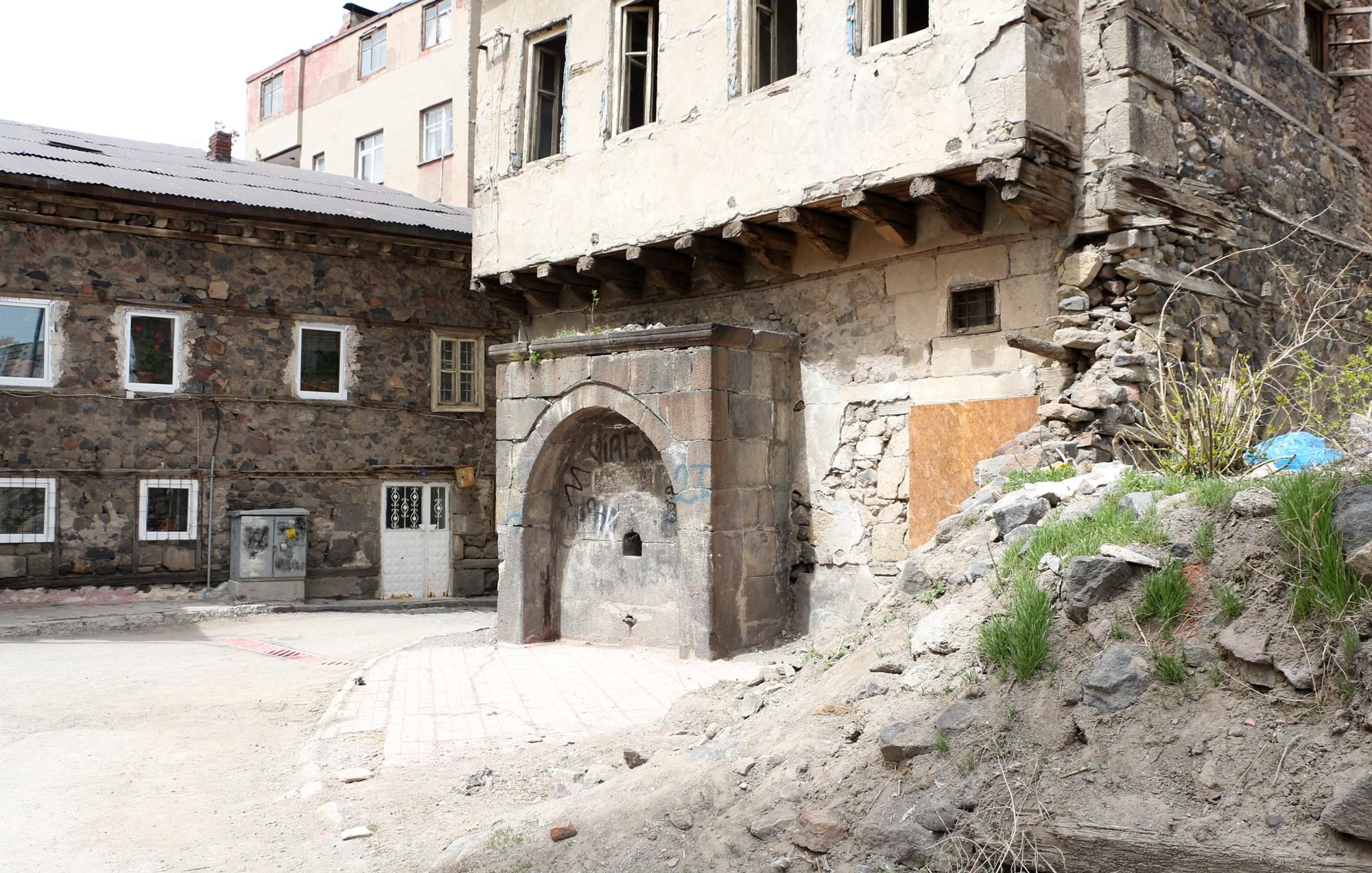 Büyükşehir şehrin tarihi çeşmelerini yeniden restore edecek