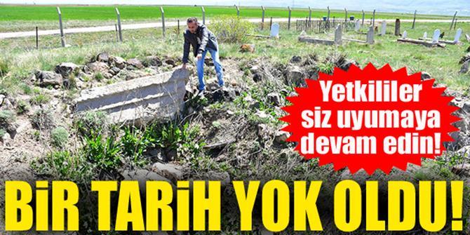 Erzurum'da Bir tarih yok oldu!