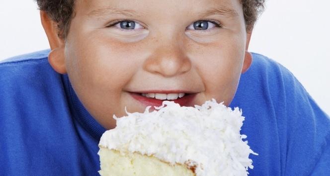 Her 3 çocuktan 1'i obez ya da fazla kilolu