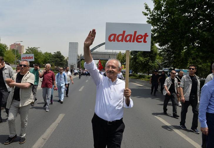 CHP'nin 'adalet yürüyüşü'ndeki dinleme skandalı büyüyor