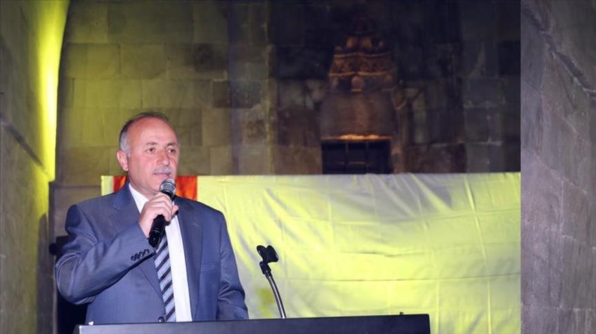 'Doğunun en büyük müzesi Erzurum'da yapılıyor'