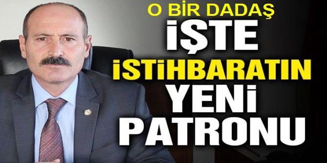 Emniyet Genel Müdürlüğü İstihbarat Daire Başkanlığına Sabit Akın Zaimoğlu getirildi