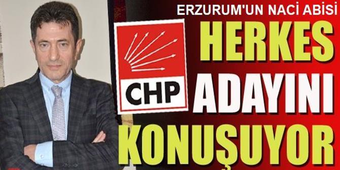 CHP bu kez Erzurum'da çok iddialı