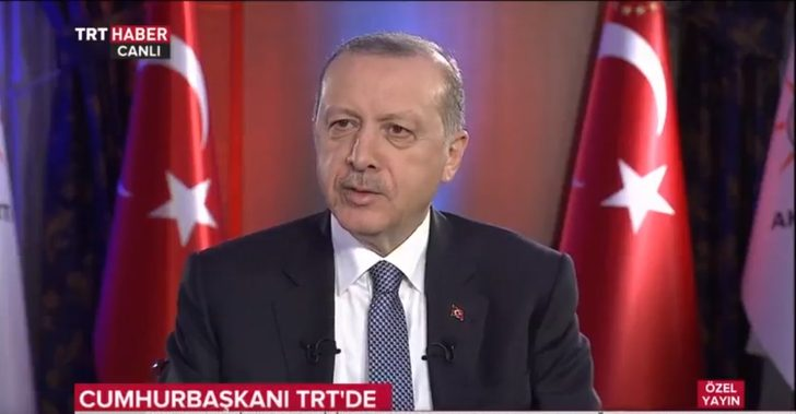 Cumhurbaşkanı Erdoğan'dan Muharrem İnce'ye FETÖ cevabı