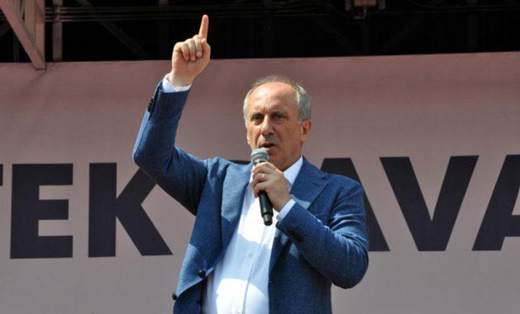 İnce'den 'İkinci turda Kürt seçmen size destek verir mi?' sorusuna yanıt