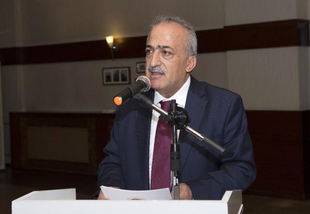 Erzurum Protokolü Rektör Çomaklı'nın İftar Davetinde Bir Araya Geldi