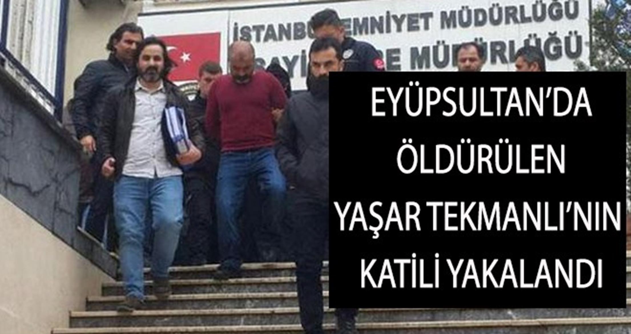 Erzurumlu işadamının katili yakalandı