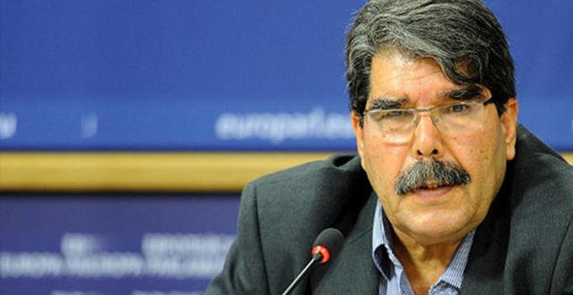 Salih Müslim'in kardeşi Mustafa Müslim, Erdoğan'ın verdiği iftara katıldı