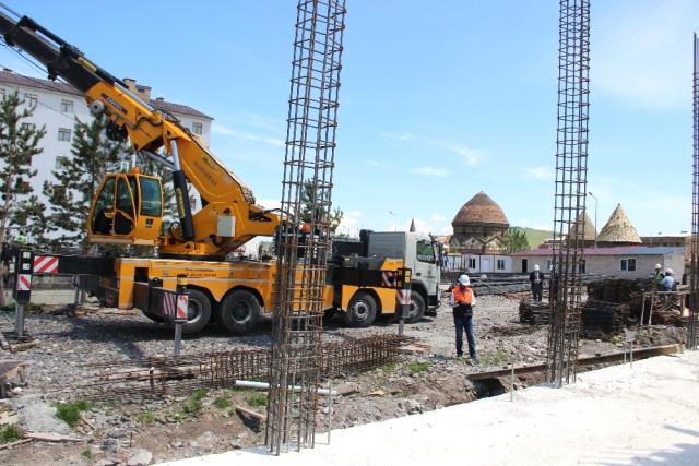 Doğu'nun En Büyük Arkeoloji Müzesi Erzurum'da Yapılıyor