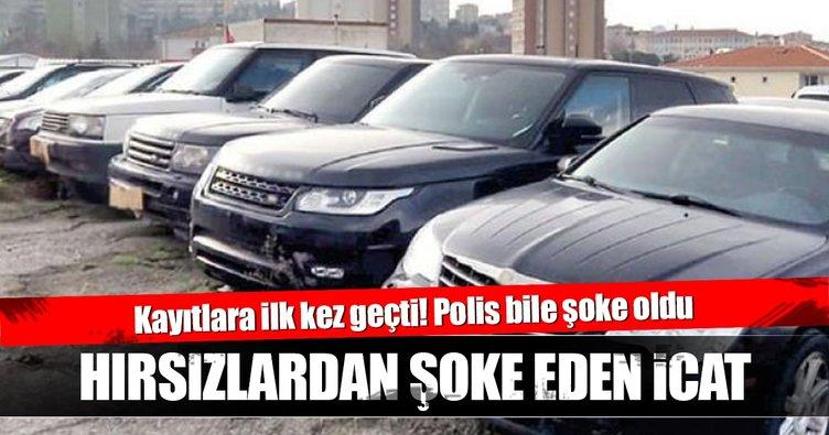 Otomobil Hırsızlarının Yeni Yöntemi!