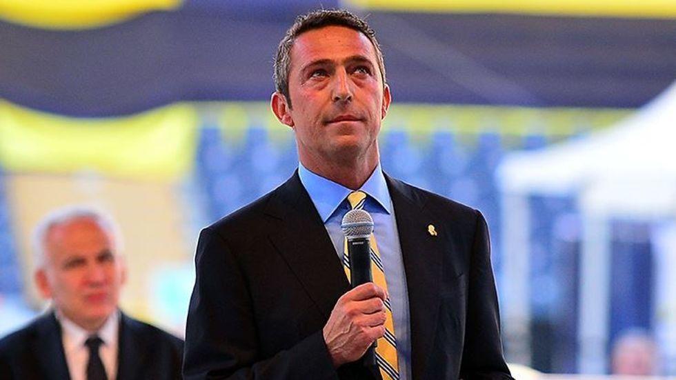 Fenerbahçe Başkanı Ali Koç'a borç şoku