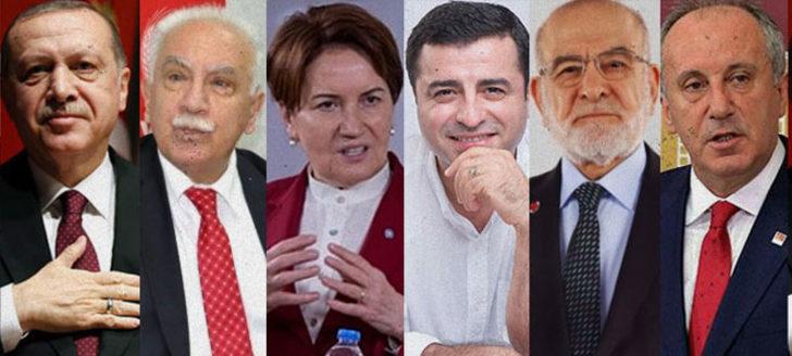 Liderler nerede oy kullanacak? İşte cevabı