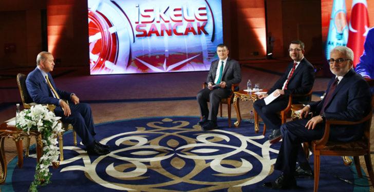 Erdoğan, Muharrem İnce'nin televizyon davetine cevap verdi