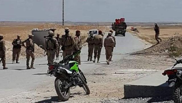 Yerel kaynaklar duyurdu: Türk askeri Menbiç'te!