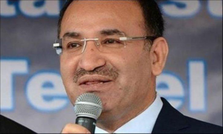 Bekir Bozdağ'dan CHP'nin Cumhurbaşkanı Adayı Muharrem İnce'ye tebrik!