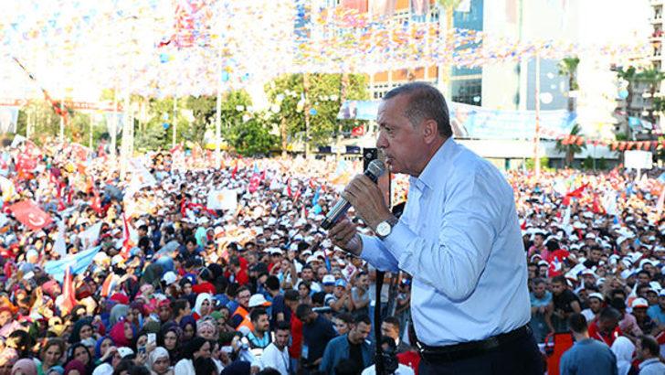 Cumhurbaşkanı Erdoğan'dan Muharrem İnce'ye Ömer Halisdemir eleştirisi!