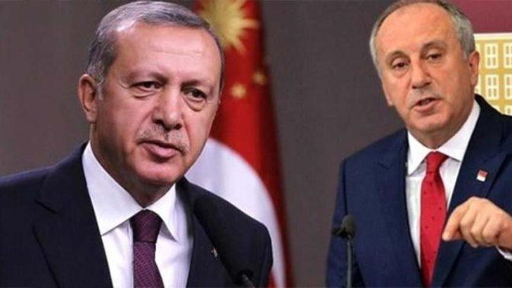 Erdoğan'ın Ömer Halisdemir çıkışına Muharrem İnce'den cevap gecikmedi!