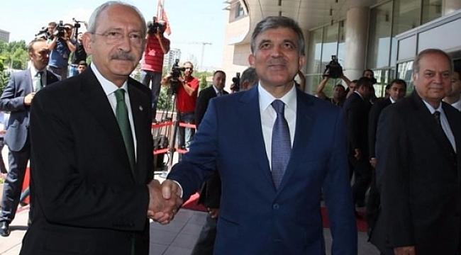 Kılıçdaroğlu'ndan flaş Abdullah Gül açıklaması