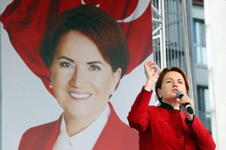 İYİ Parti Genel Başkanı Akşener: AKP para teklif etti!