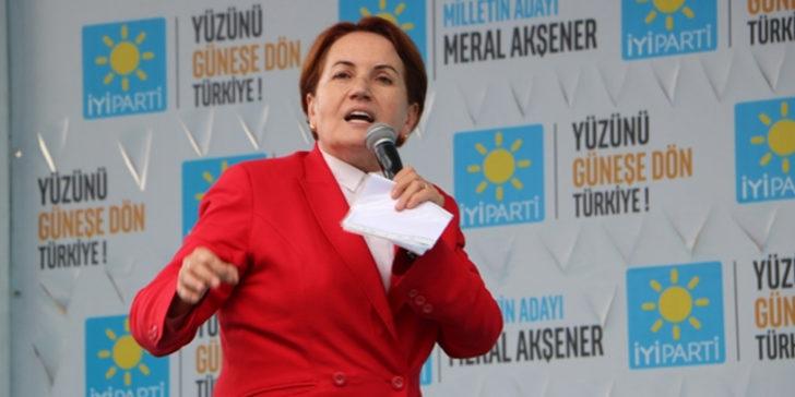 Meral Akşener'in İstanbul'daki mitingleri iptal edildi
