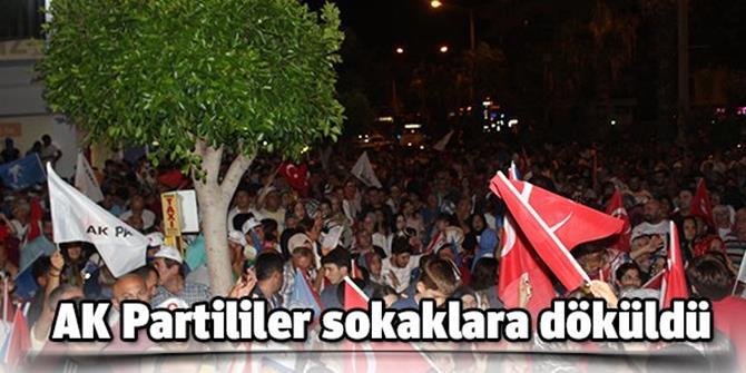 """Akdağ, """"Bu gece FETÖ ve PKK üzüldü"""""""