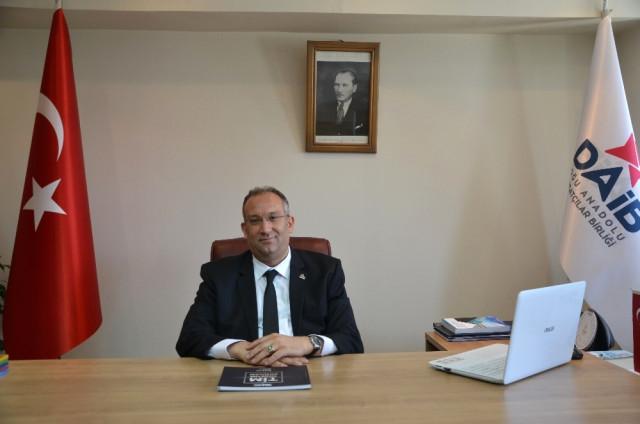"""Daib Başkanı Ethem Tanrıver; """"Tarihi İpekyolu Canlanıyor"""""""