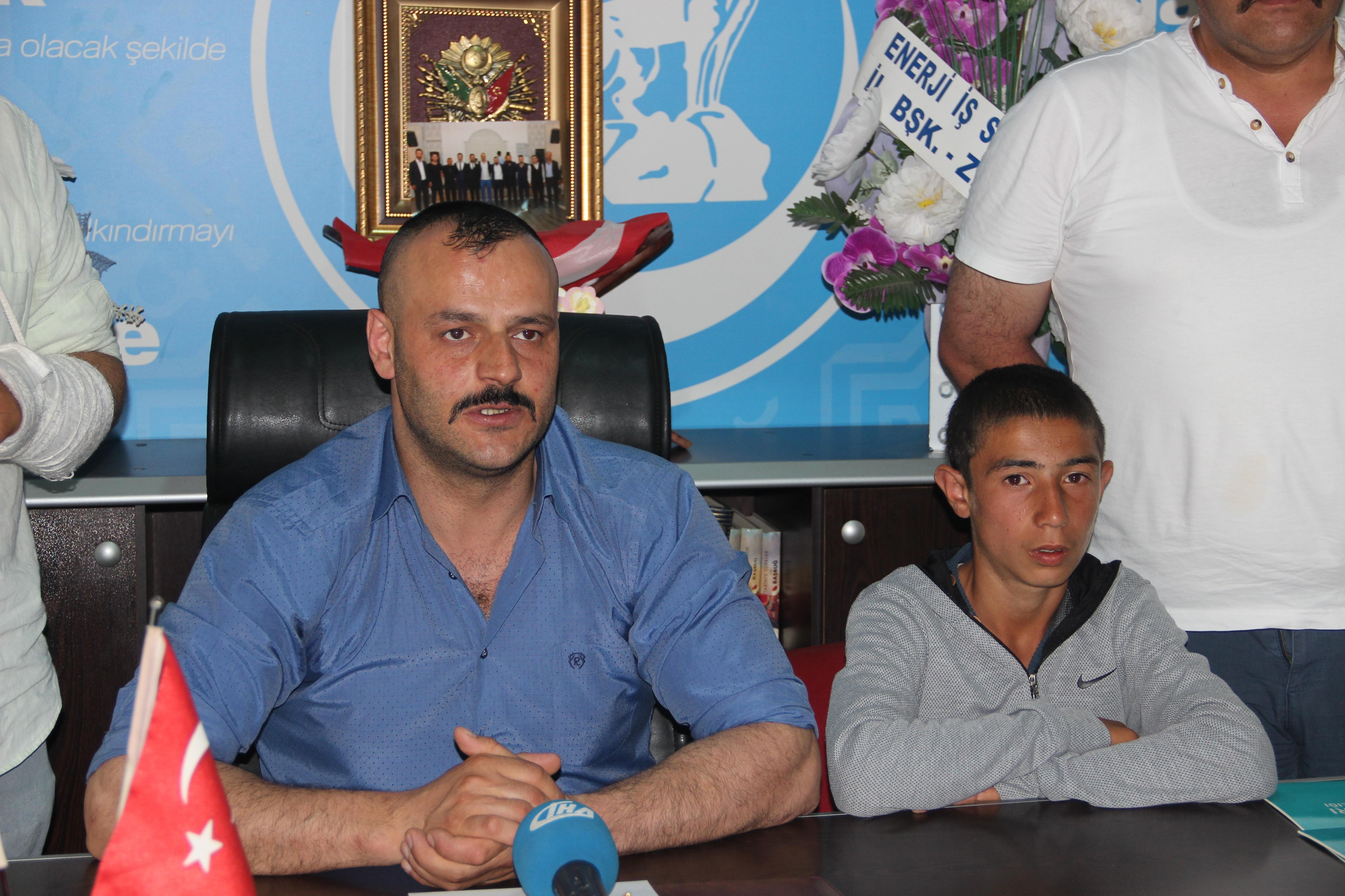 Kars'ta kaybolan çocuk Erzurum'da bulundu