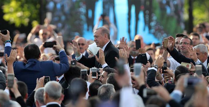 'Yeni Türkiye'nin müjdecisi'