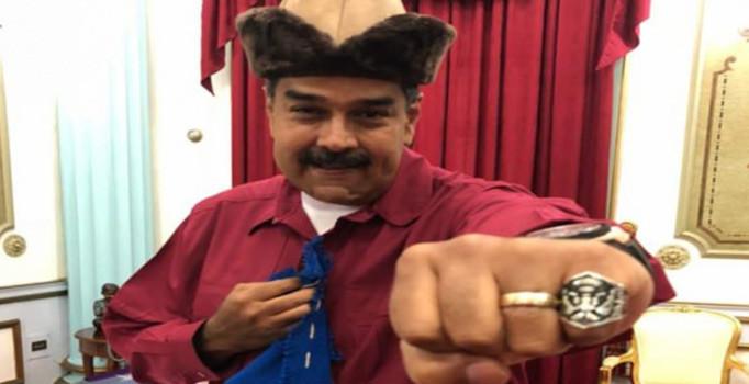 Maduro'dan Diriliş sürprizi