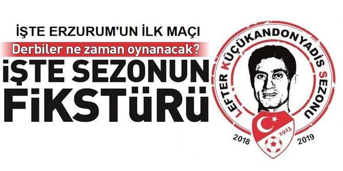 2018-2019 Spor Toto Süper Lig fikstürü çekildi