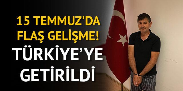 FETÖ'nün sosyal medya uzmanlarından Yusuf İnan Ukrayna'dan Türkiye'ye getirildi
