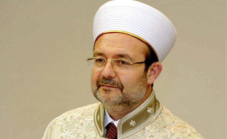 Diyanet İşleri eski Başkanı Mehmet Görmez 17-25 Aralık'tan sonra FETÖ ile görüştü mü?