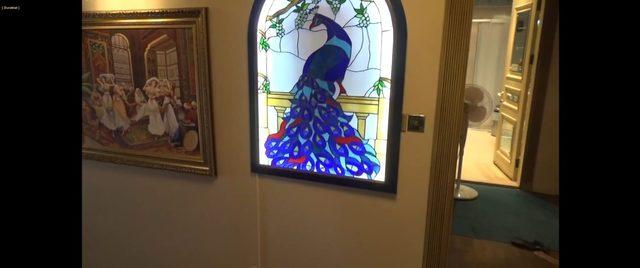 Adnan Oktar'ın villasından kediciklerin nü tabloları çıktı!