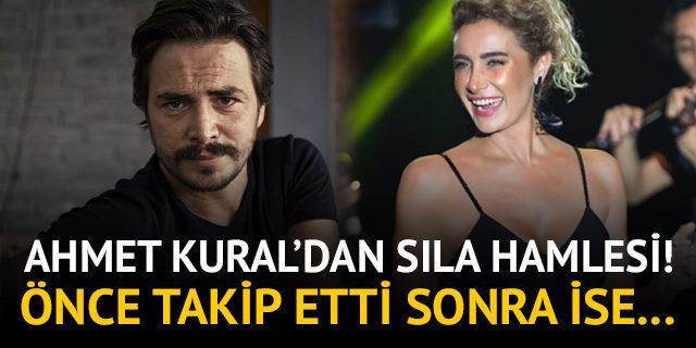 Ahmet Kural eski sevgilisi Sıla'yı yeniden takibe aldı!